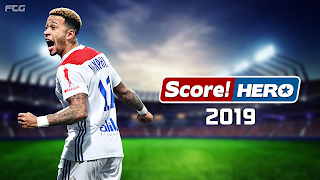 Score Hero 2019 Android Offline 100 MB HD Graphics