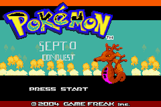 pokemon septo conquest cover