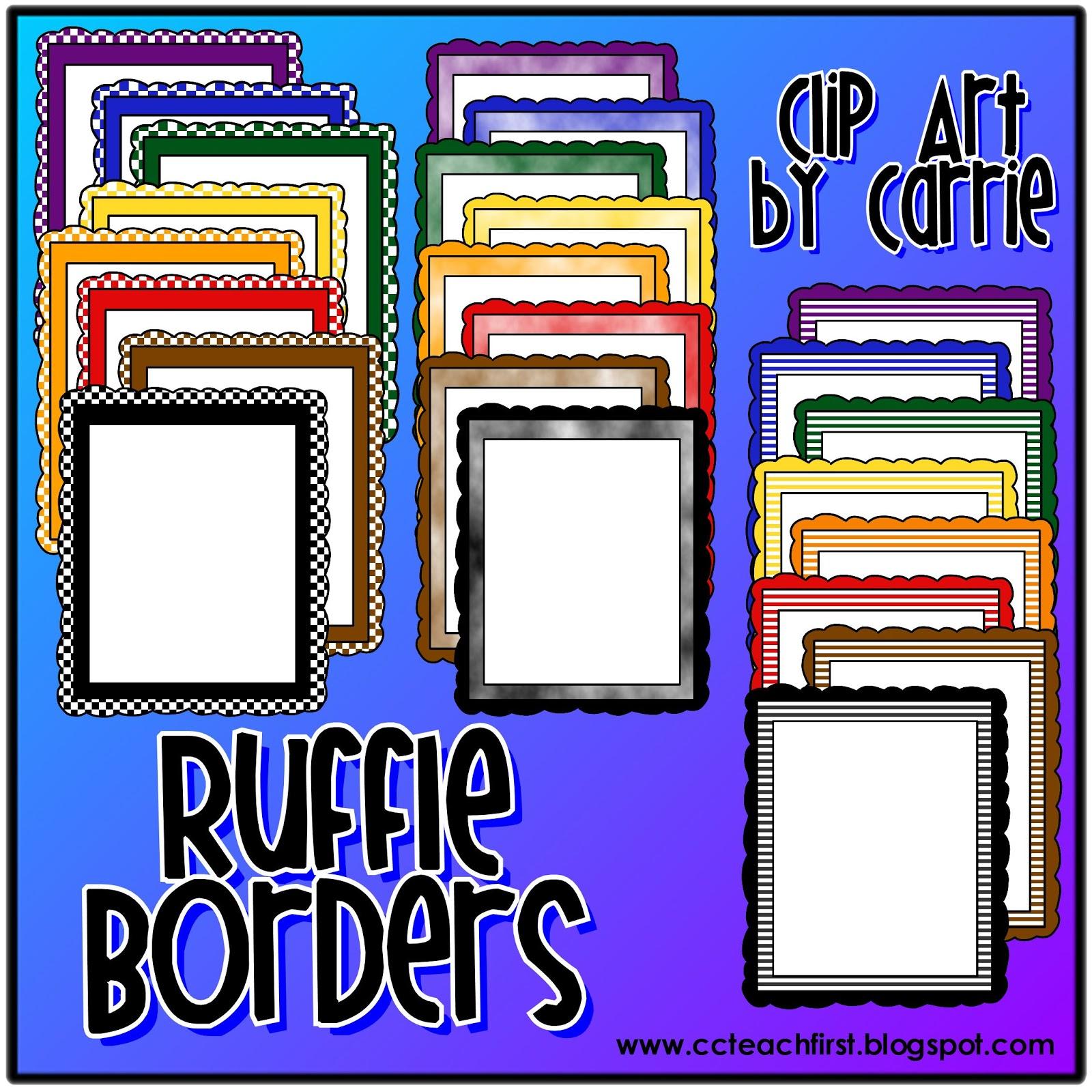 free clip art frames for teachers - photo #43