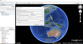 video google earth