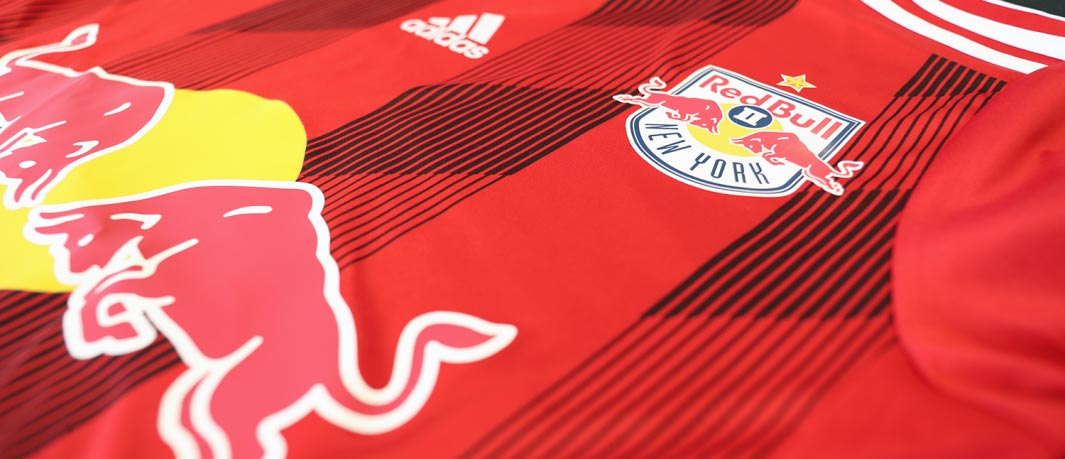 the latest 4ba67 64cd8 Adidas New York Red Bulls II 2019 Home Kit Released - Footy ...