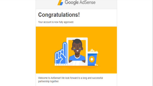 How to approve an Adsense account 2018