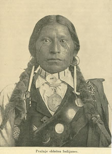 American Indian's History and Photographs: History and Description ...