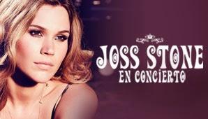 Joss Stone en Bogota
