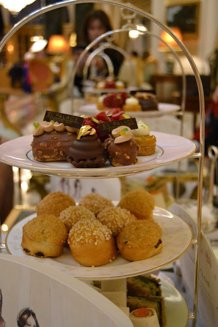 """Afternoon Tea Palace Hotel"""