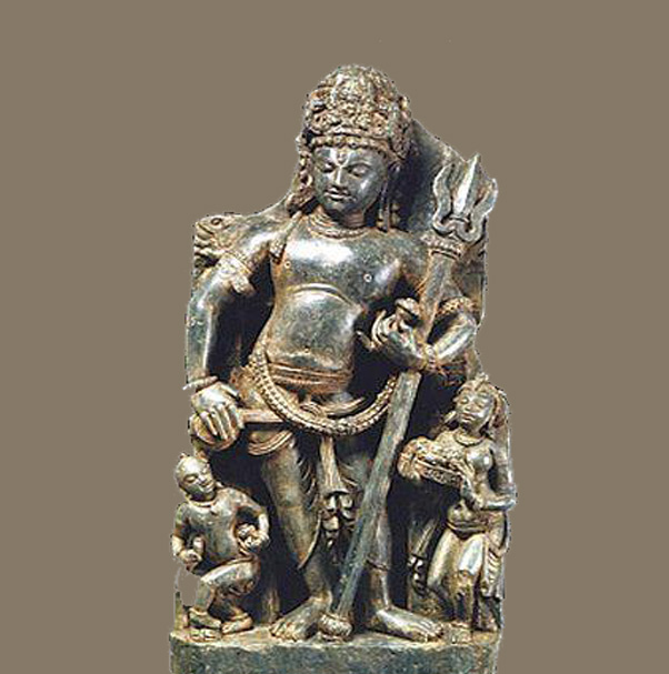 Kshetrapala Bhairava statue and his rituals associated with Sri Jagannath Temple
