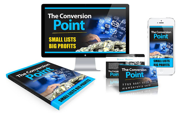 [GIVEAWAY] The Conversion Point [Leveraging the Web to Convert Visitors into Customers]