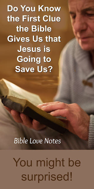 Do you know that the first clue about Jesus is found in Genesis? This 1-minute devotion explains.