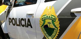 Campina da Lagoa: Dupla armada rouba motocicleta de guarda noturno