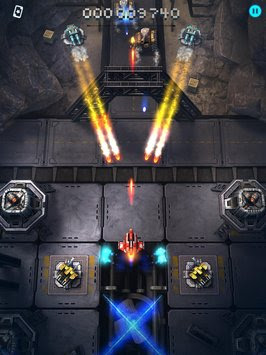 Sky Force Reloaded Apk v1.10 (Mod Stars/Ad-Free)-2