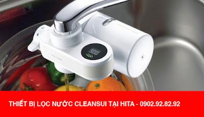 Showroom bán thiết bị lọc nước Mitsubishi Cleansui Nhật khá tốt nhất tại quận 9