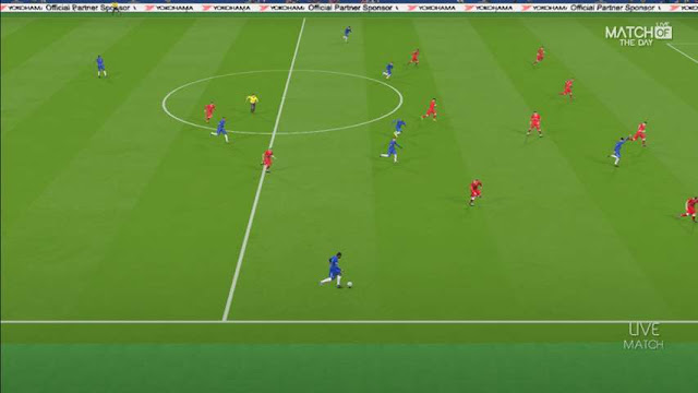 Pitch PES 2018 For PES 2017