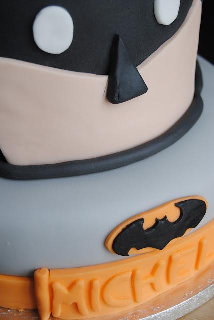 Batman per una festa di Halloween
