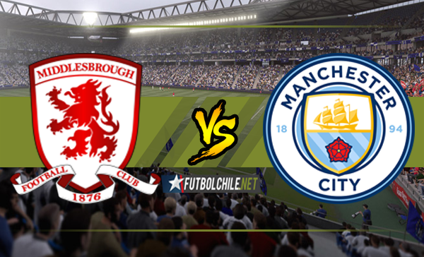 Middlesbrough vs Manchester City