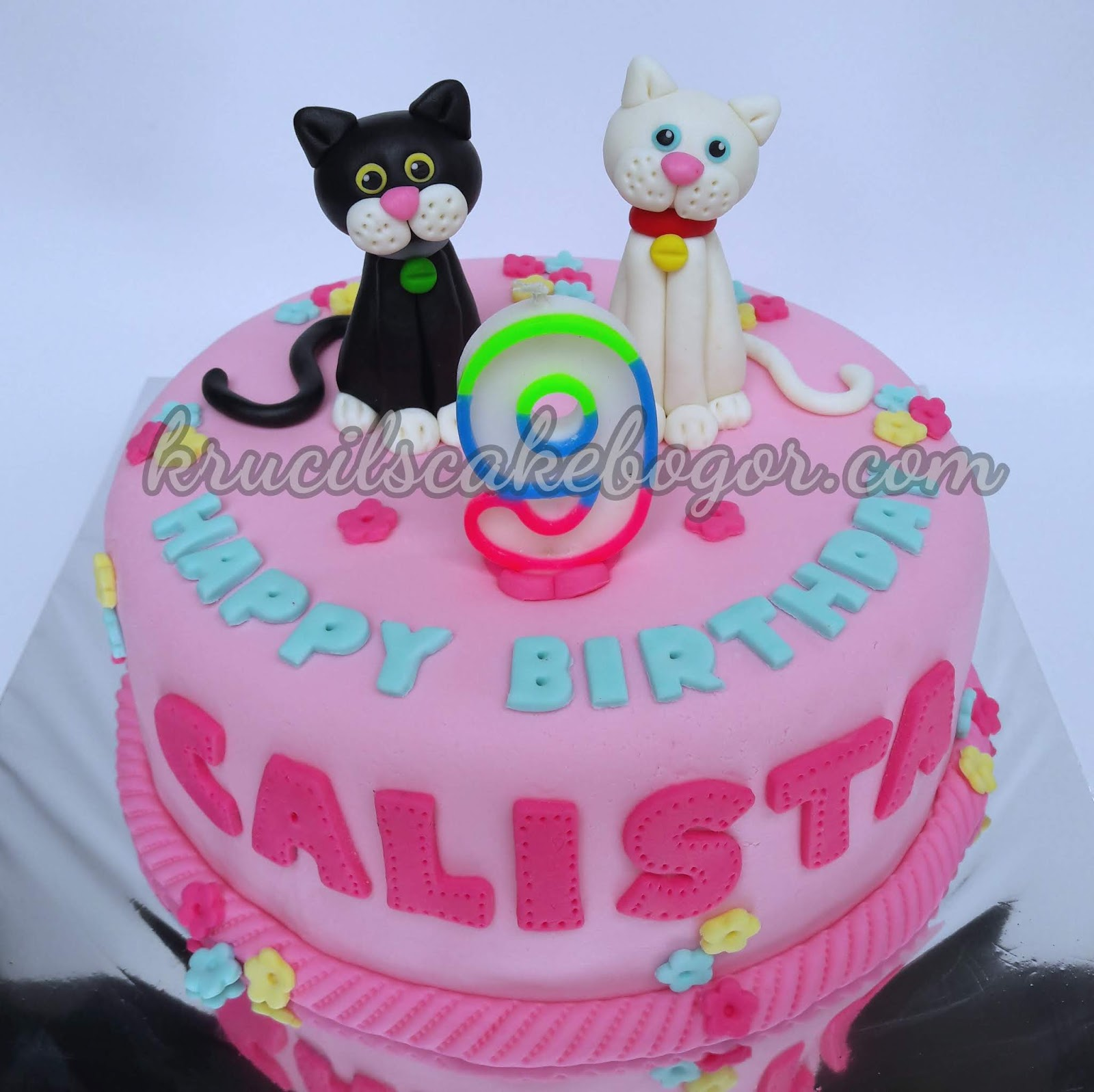 Say It With Cake Cake Kucing