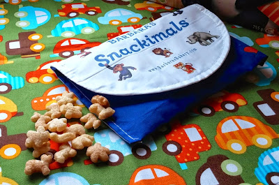 Barbara's Snackimals Cereals - snack bag
