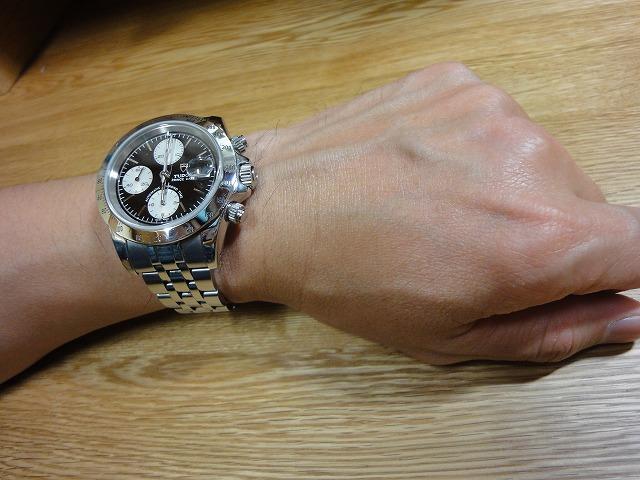 5eb0945682 細腕男の腕時計コレクション: 6月 2013