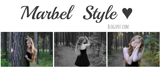 Marbel Style: Simple set for every day ♪