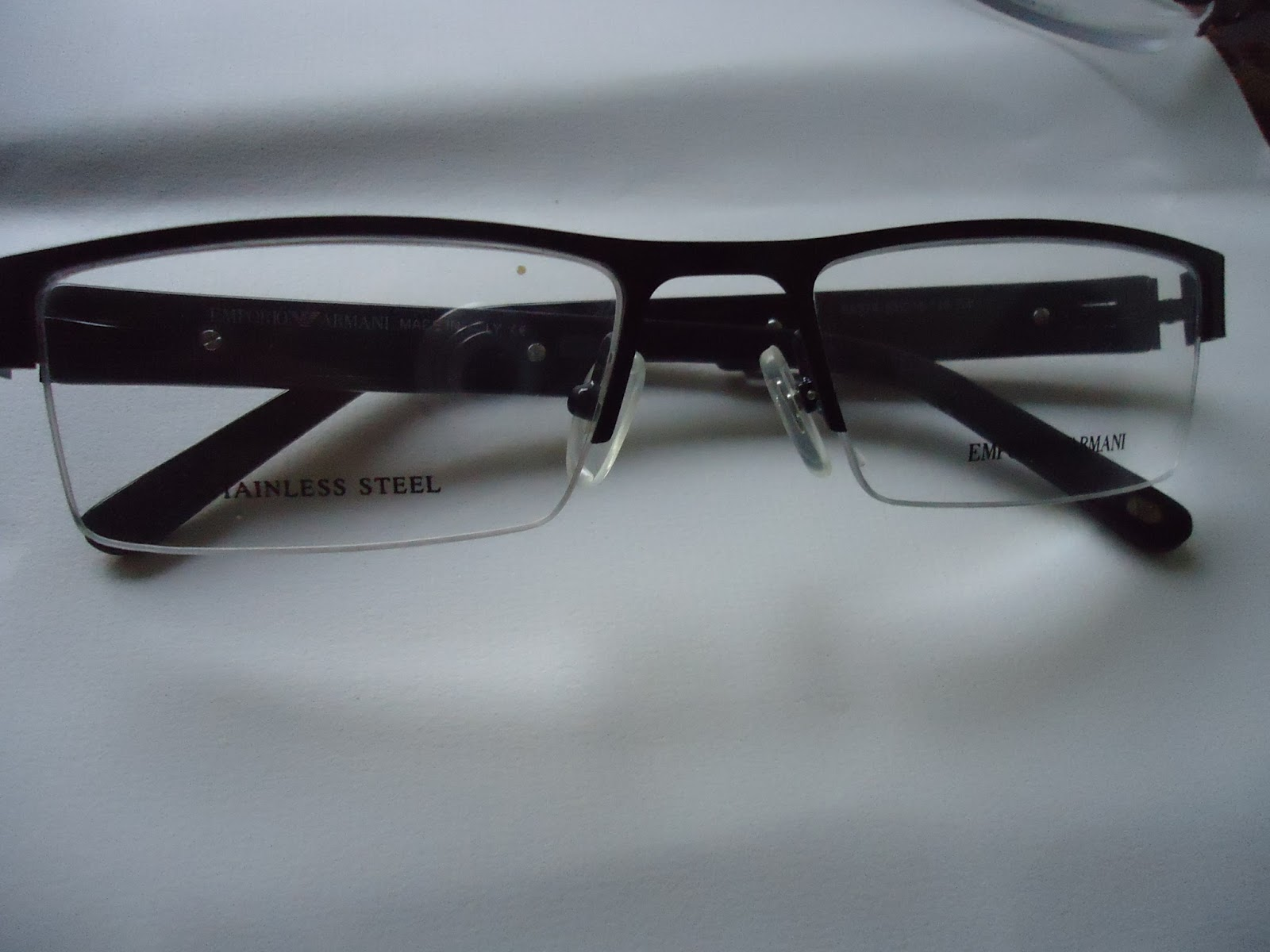 ce0d42ba6f9 Armani Rimless Sunglasses « Heritage Malta