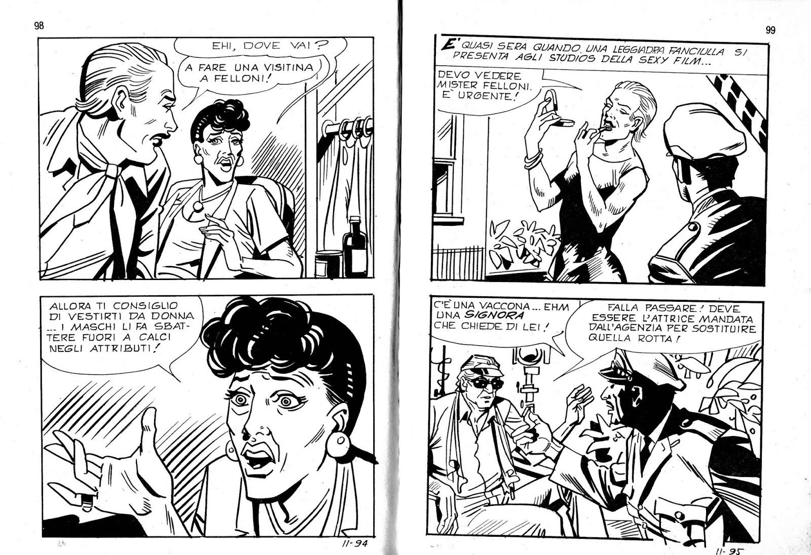from Jaime batty e gay fumetti