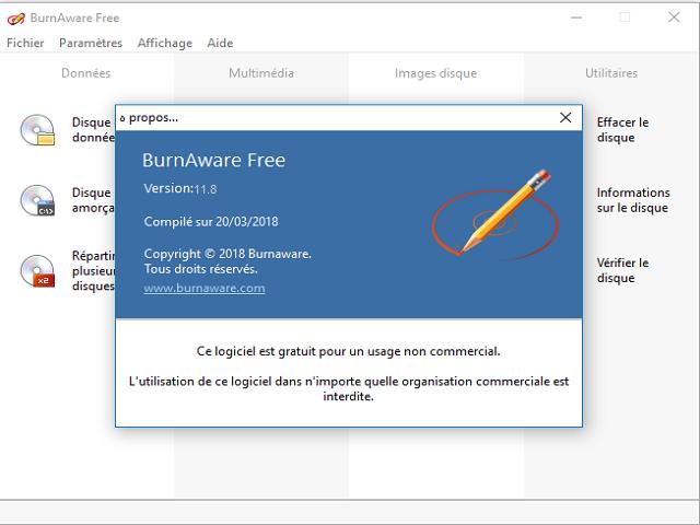 burnaware free gratuit