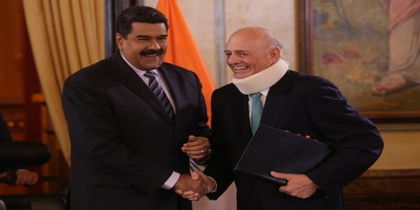 Venezuela e India firman acuerdos en materia de hidrocarburos