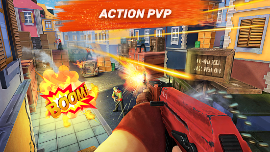 Guns of Boom - Online Shooter v2.6.0 Mod APK for Android