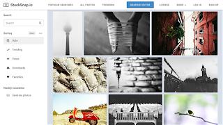 StockSnap io 60 Sumber Desain Gratis untuk Merancangan Konten Visual