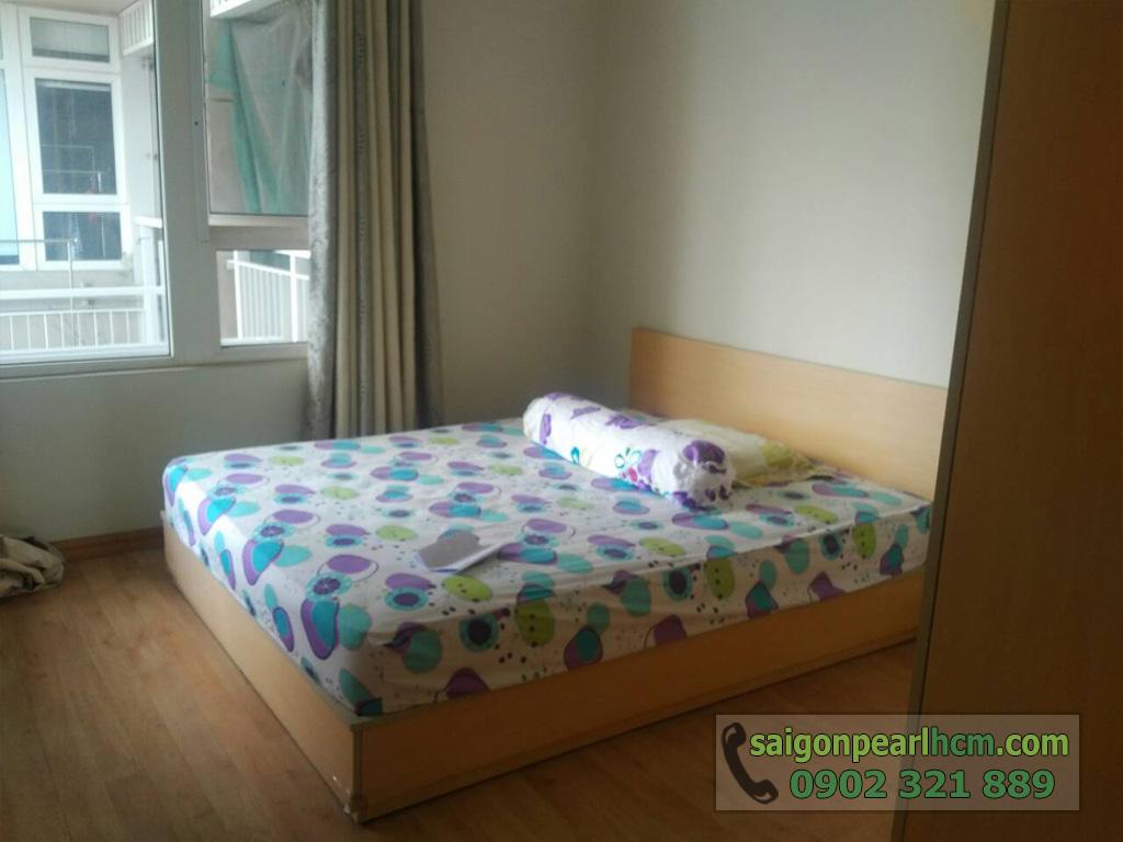 Bán Saigon Pearl Ruby2 122m2 tầng cao 3PN - phòng ngủ 2