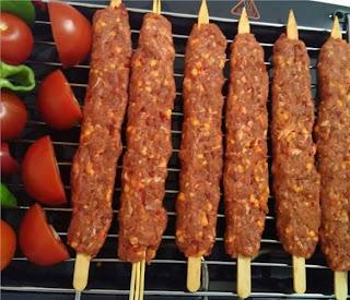 Adana Şiş kebap