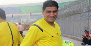 إبراهيم نور الدين مرشحا لإدارة نهائي كأس مصر