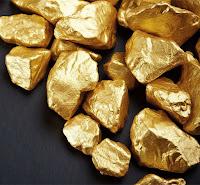 Altın madeni parçaları