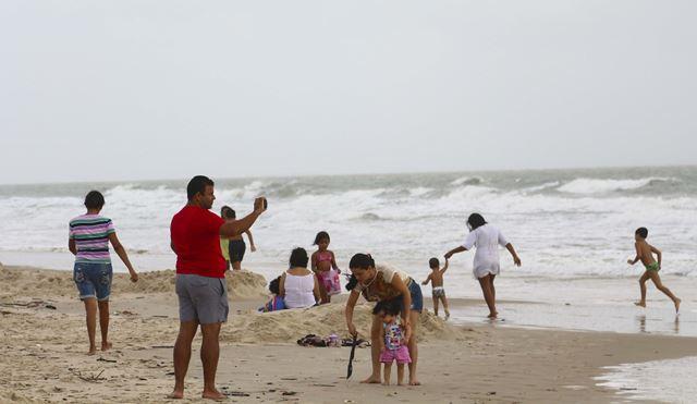 Laudos atestaram durante o mês de outubro que praias estão próprias para banho