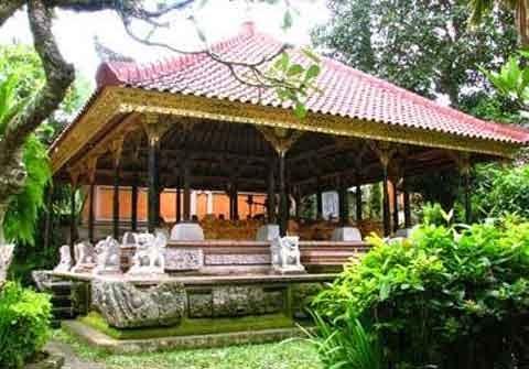 Uniknya Rumah Adat Bali  Blog Interior Rumah Minimalis