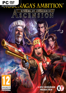 Download NOBUNAGAS AMBITION Sphere of Influence Ascension PC Game