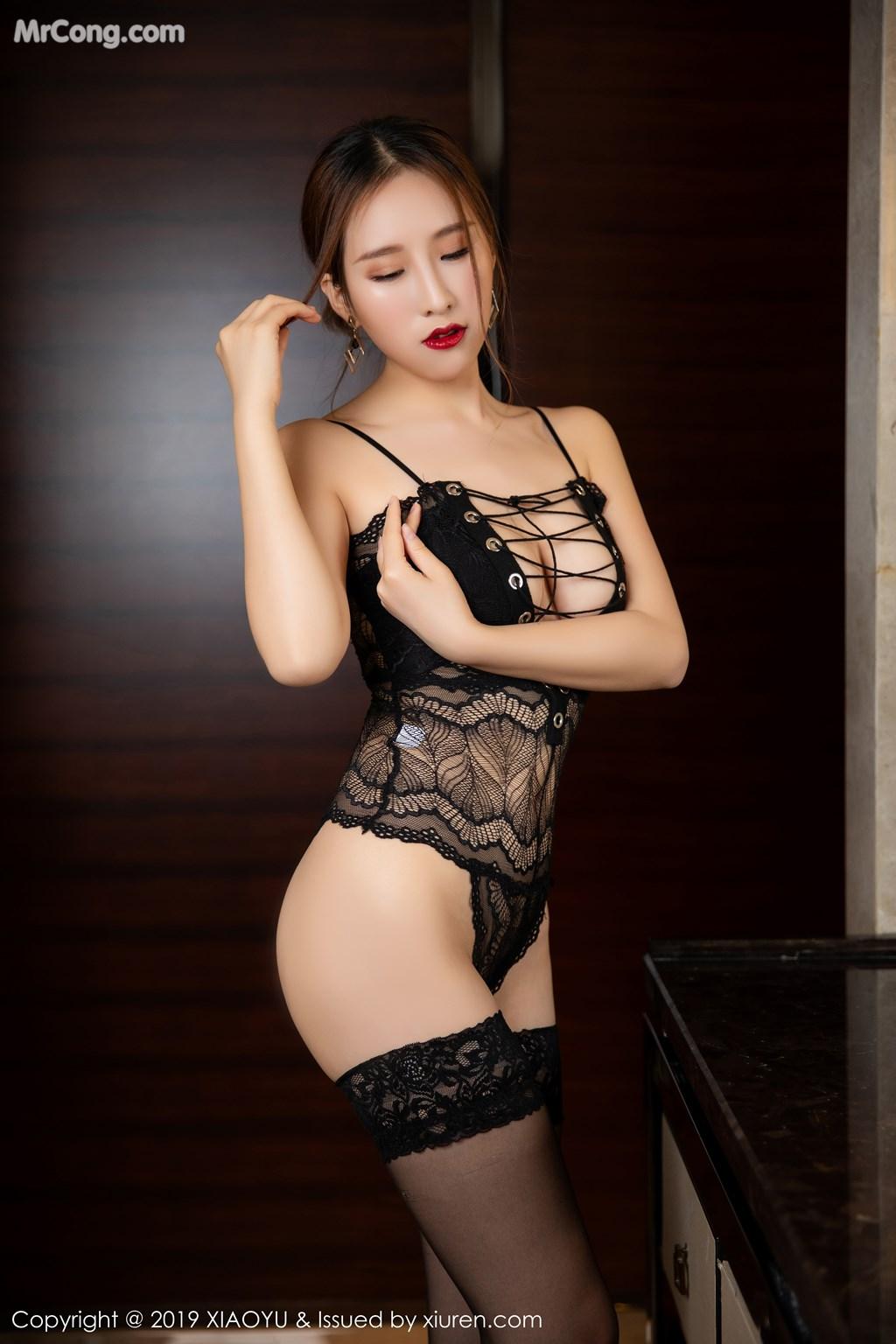 XiaoYu Vol.142: Yue Yin Tong (月音瞳) (51P)