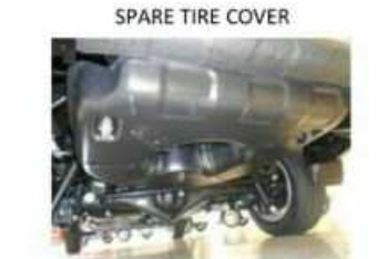 spare tyre cover innova luxury