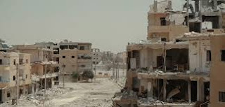 90% of Raqqa city has been leveled