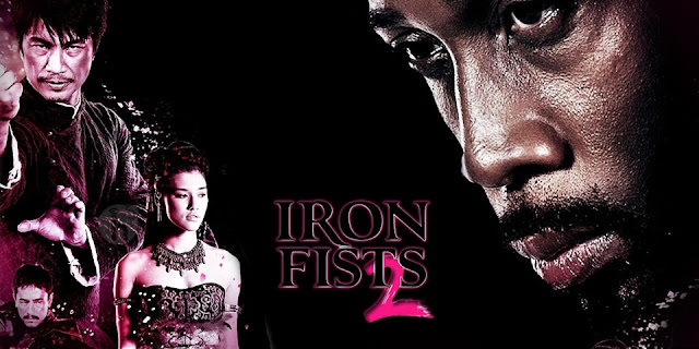 The man with iron fists 2
