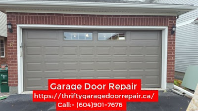 Garage Door Repair Coquitlam BC