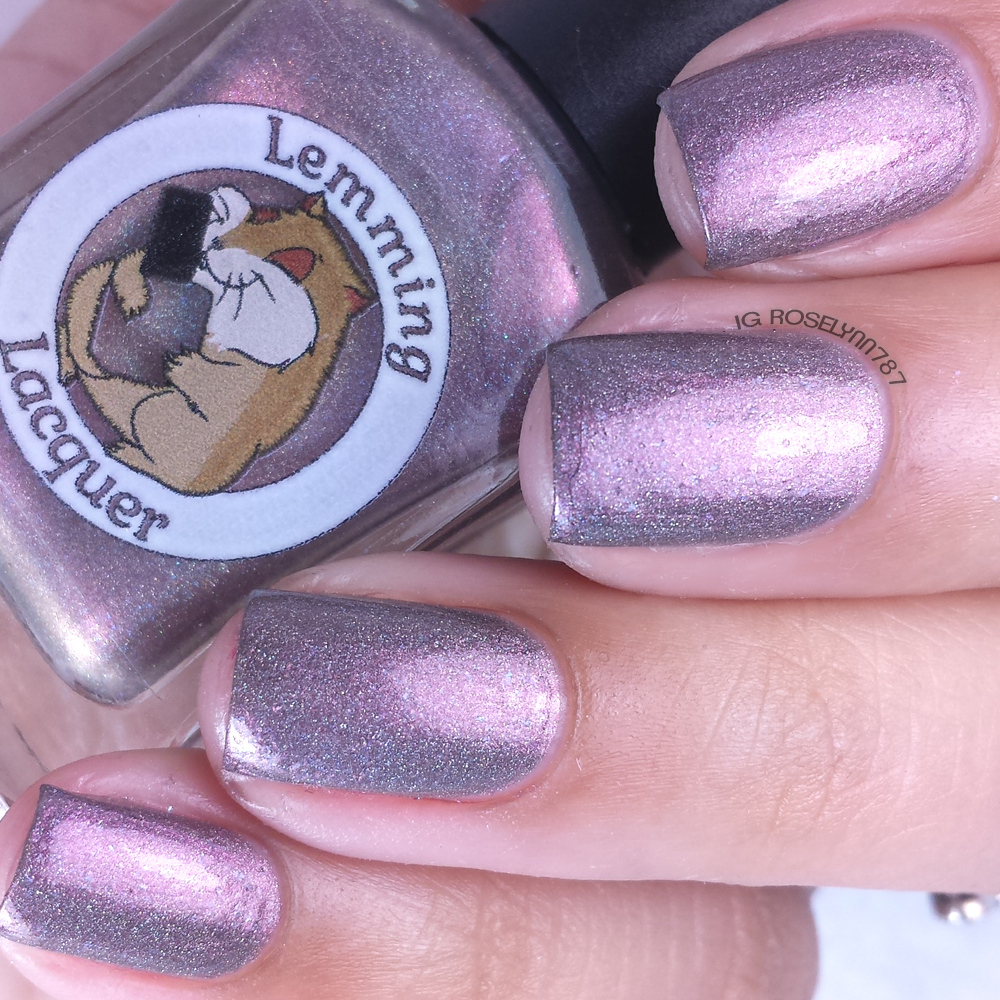Lemming Lacquer - Whooo R U?