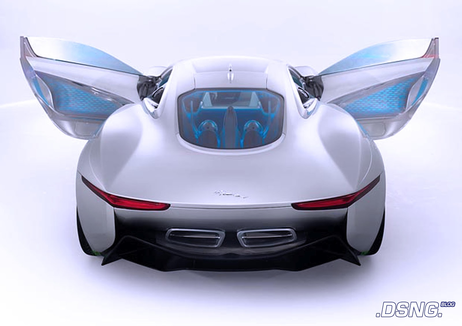 DSNGS SCI FI MEGAVERSE THE FUTURISTIC JAGUAR CX75
