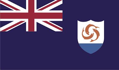 Gambar Bendera Anguilla