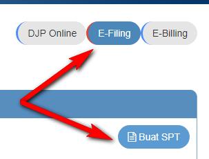 efilling pajak online djp