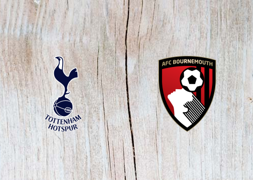 Tottenham vs Bournemouth Full Match & Highlights 26 December 2018
