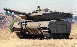 Oliphant Tank