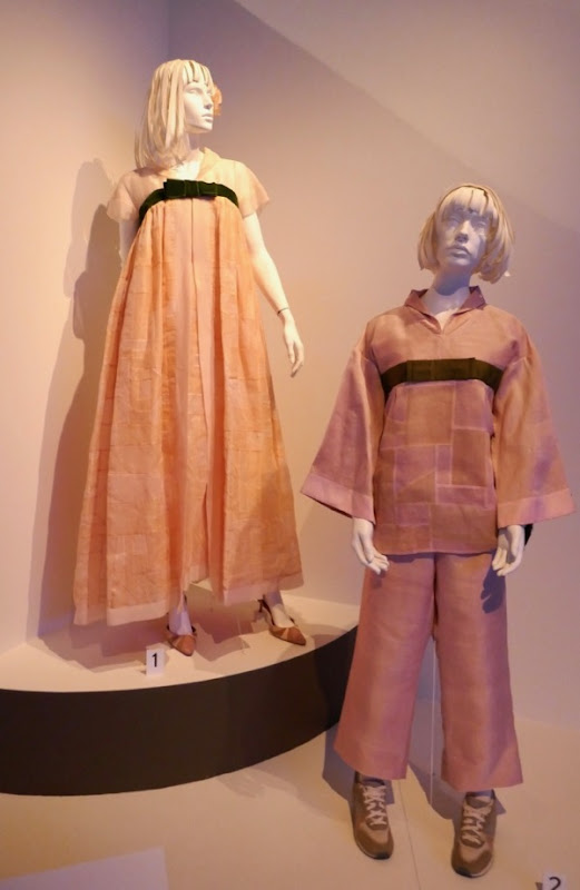 Okja movie costume exhibit