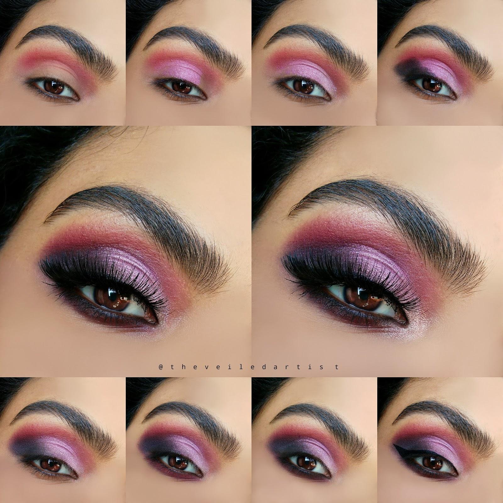 indian bridal makeup inspired eyeshadow tutorial(step by step) - the