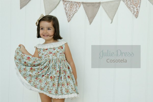 Vestido Julie Dress Cosotela