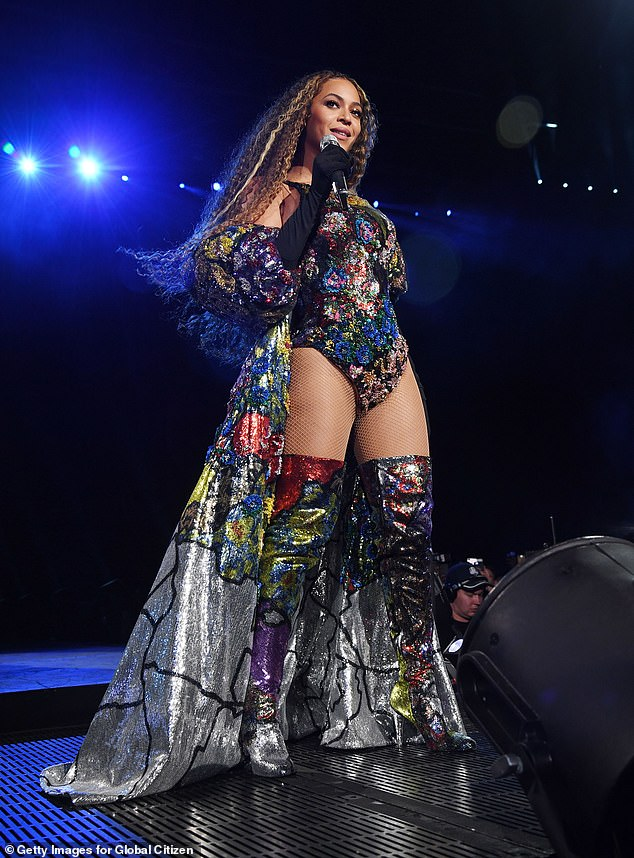 Beyonce 'planning epic world tour for 2020 which will start in London'